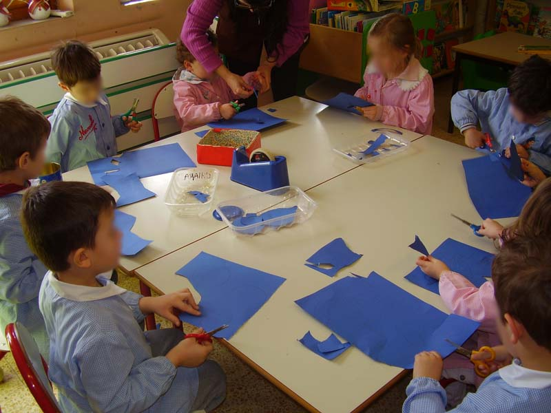 Ben noto Scuola dell'infanzia: la magia della scoperta - la piccola gerbera CP45