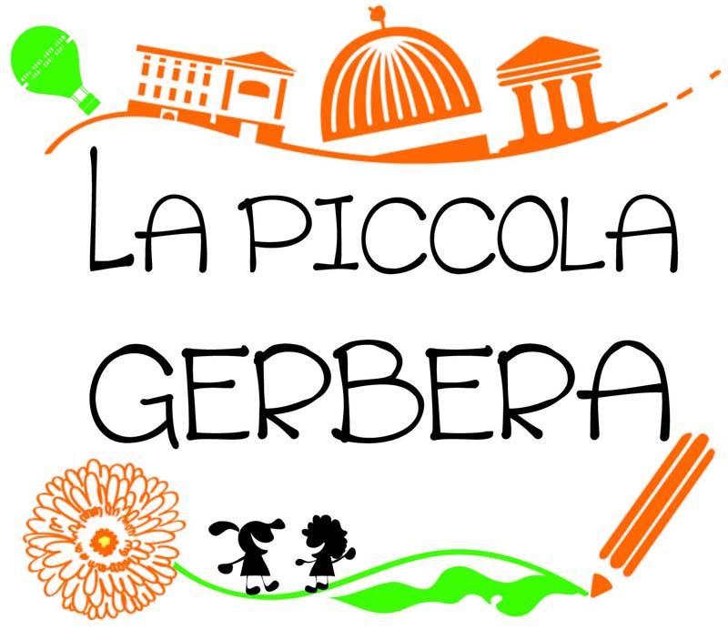 Il logo della Piccola Gerbera - by Dania Puggioni