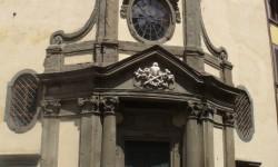 Facciata di Santa Caterina - Lucca