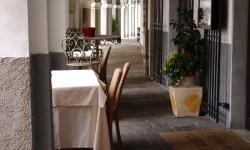 I portici di Sarzana © Anna Maria Bertelloni