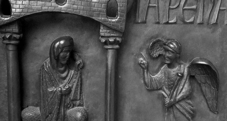 Un fumetto in una porta: Bonanno e la cattedrale di Pisa