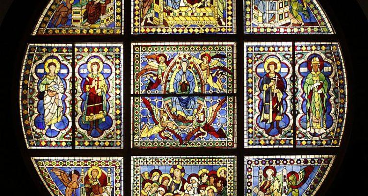 Di vetrate e di colori